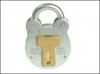 Squire Padlock Old English with Steel case