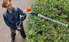 STIHL Cordless Li-Ion long-reach hedge trimmers