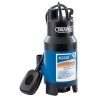 DRAPER 235L/Min 700W 230V Submersible Dirty Water Pump with 8.5M Lift and Float Switch