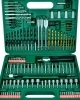 HITACHI 112pc Drill and Bit Set