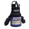 DRAPER 120L 230V Submersible Water Pump
